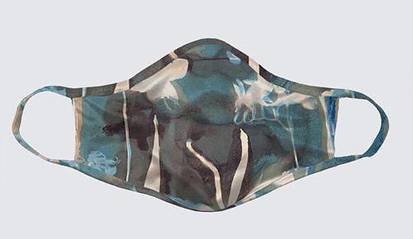 Gabinet Kroo Cyanafleurs mask
