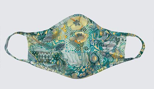 Gabinet Kroo Spring Fever mask